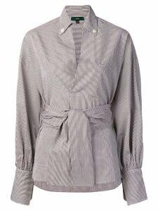 Jejia Margot blouse - Brown