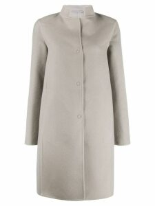 Manzoni 24 single-breasted coat - Grey