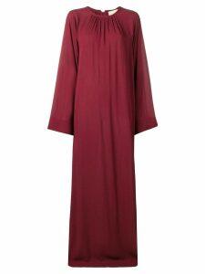 Erika Cavallini oversized flared dress