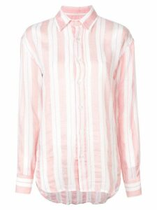 Lemlem Doro men's shirt - Pink