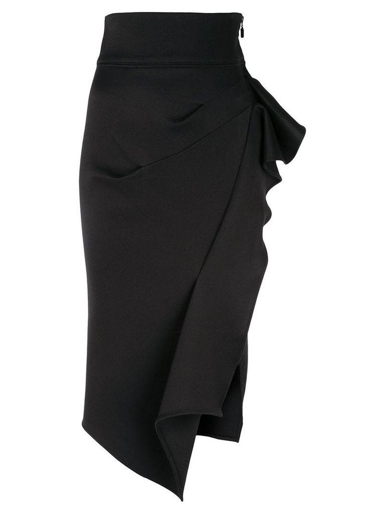 Maticevski Olimpus skirt - Black
