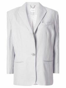 Magda Butrym casual blazer - Grey