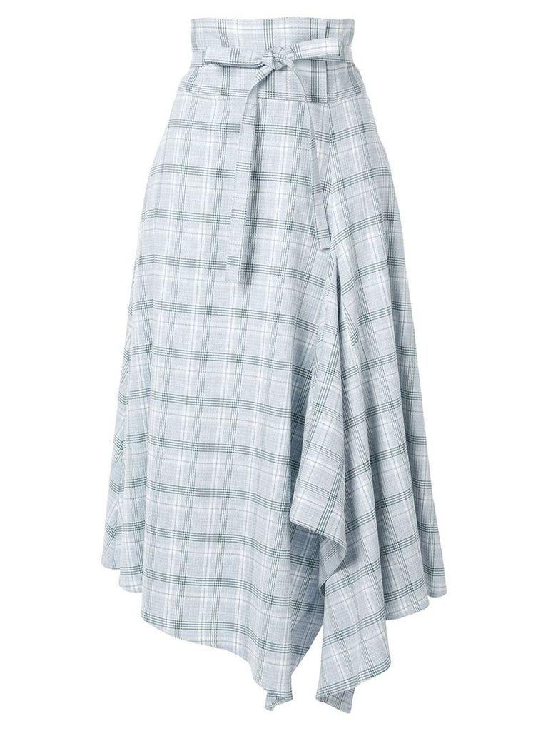 Eudon Choi Amelia skirt - Blue