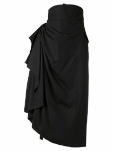 Aganovich draped skirt - Black