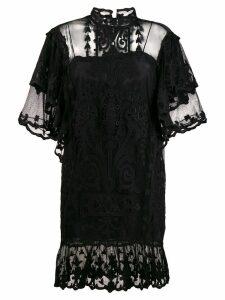 Isabel Marant Satia lace dress - Black