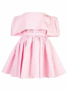 Alex Perry Elodie mini dress - Pink