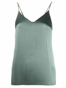Brunello Cucinelli cami top - Blue