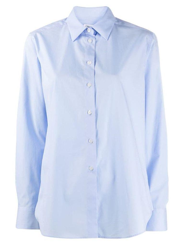 Filippa-K Jane shirt - Blue