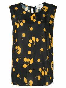 3.1 Phillip Lim cherry print shirt - Black