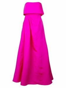 Alex Perry strapless gown - Pink