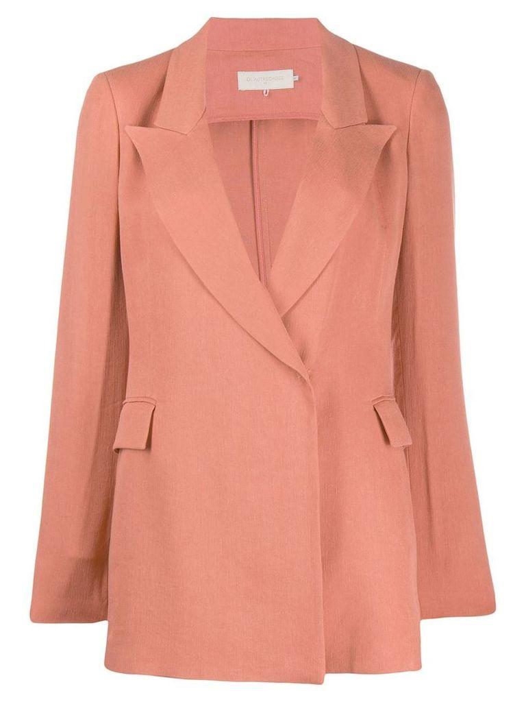 L'Autre Chose tailored blazer jacket - Pink