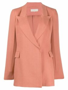 L'Autre Chose tailored blazer jacket - Pink