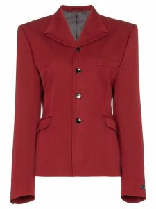 GmbH Nabil blazer jacket - Red