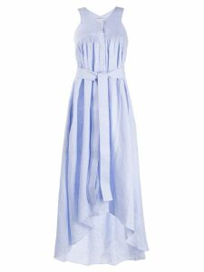 Teija Mekko 16 summer dress - Blue