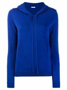 P.A.R.O.S.H. side stripe hoodie - Blue