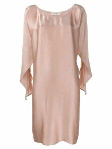 Áeron Elinor sheen shift dress - Pink