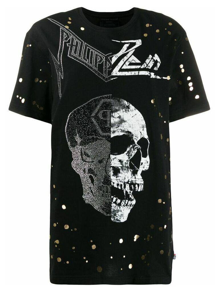 Philipp Plein Skull T-shirt - Black