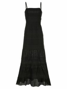Sir. Celié maxi dress - Black