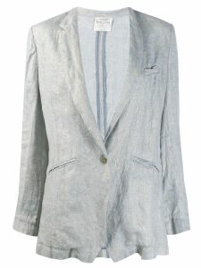 Forte Forte single-breasted blazer - Blue