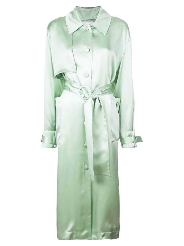 Fete Imperiale Cyrille coat - Green