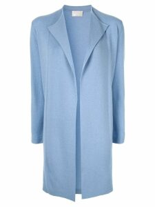 Anteprima lightweight cardi-coat - Blue