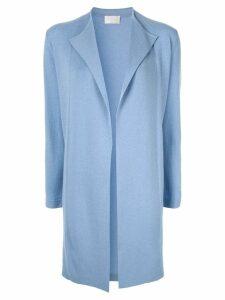 Anteprima lightweight cardi-coat - Blue