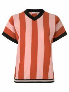 Anteprima Show Amossa T-shirt - Brown