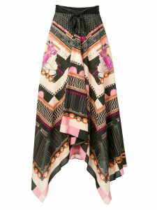Temperley London Obelisk skirt - Black