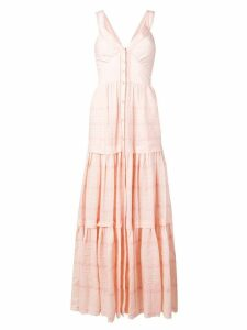 Temperley London Beaux shirt dress - Pink
