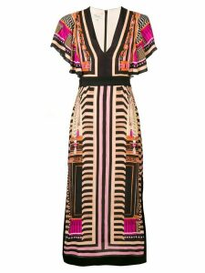 Temperley London Obelisk dress - Pink