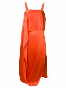 Temperley London Darling dress - Orange