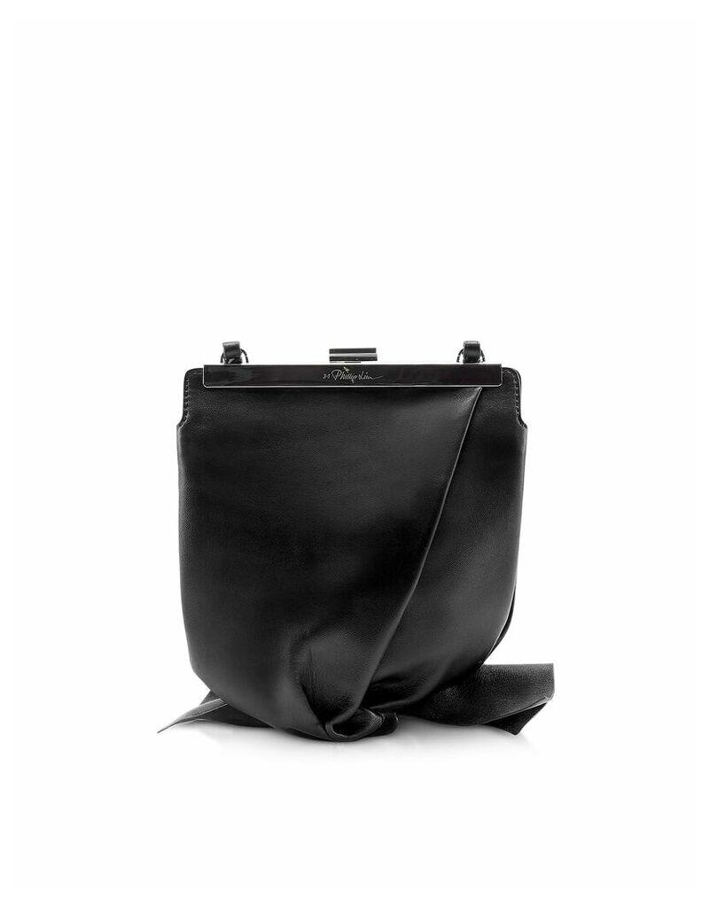 3.1 Phillip Lim Designer Handbags, Estelle Mini Soft Case w/Shoulder Strap
