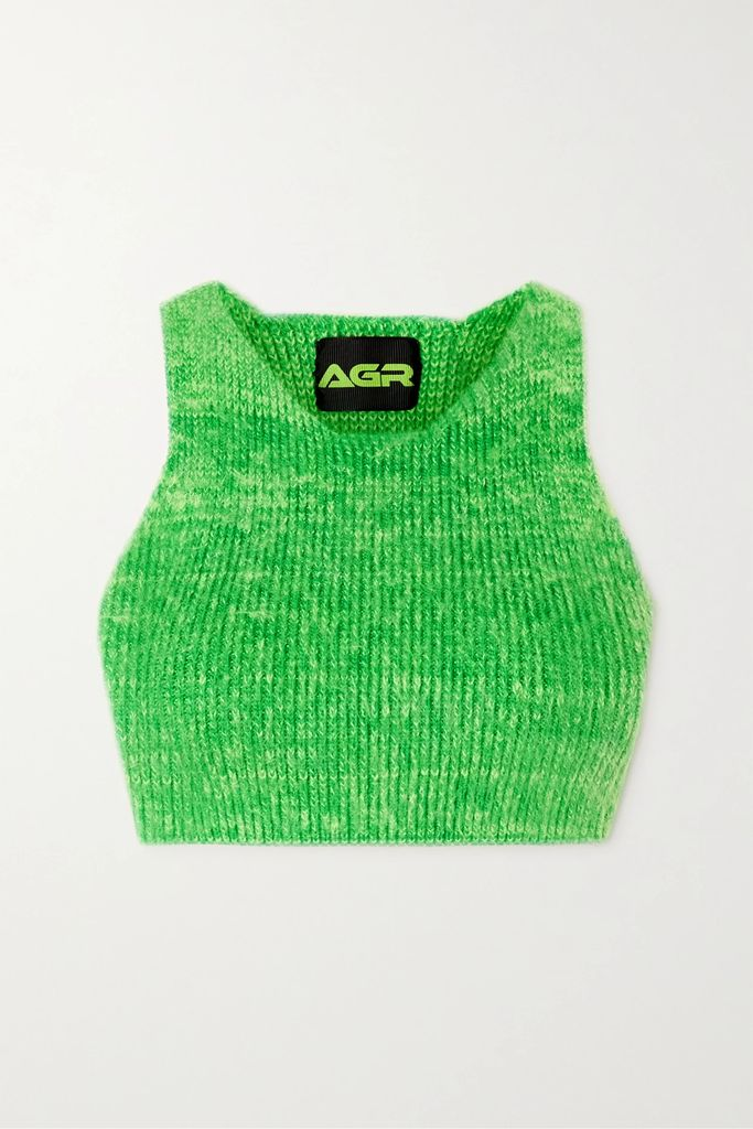 LHD - Glades Belted Printed Cotton-blend Poplin Midi Dress - Purple