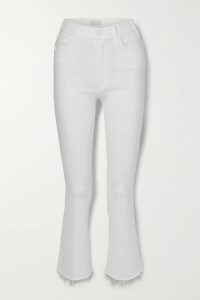 Balenciaga - Pinstriped Wool And Cashmere-blend Shirt - Navy