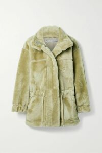 Balmain - Double-breasted Wool And Cashmere-blend Coat - Beige