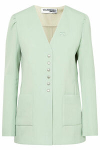 Courrèges - Wool Blazer - Green