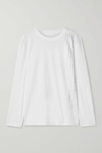 Lela Rose - Wool-blend Dress - Dark purple