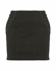 MICHELLE MASON SKIRTS Mini skirts Women on YOOX.COM