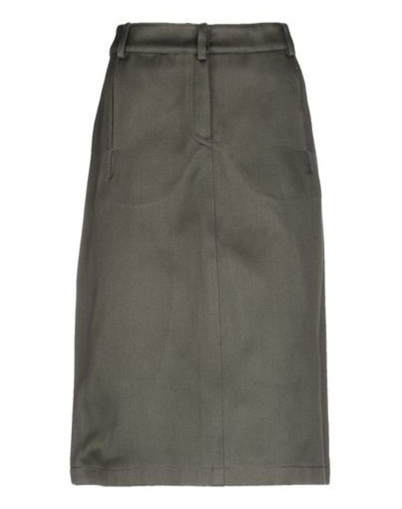 HERNO SKIRTS 3/4 length skirts Women on YOOX.COM