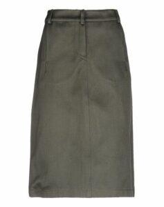 HERNO SKIRTS 3/4 length skirts Women on YOOX.COM