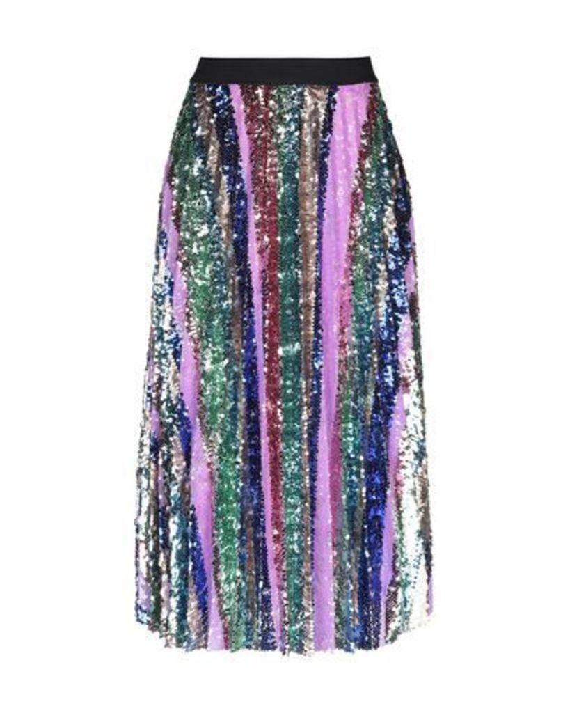 SE-TA Rosy Iacovone SKIRTS 3/4 length skirts Women on YOOX.COM