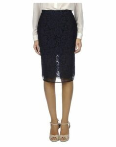 MSGM SKIRTS Knee length skirts Women on YOOX.COM