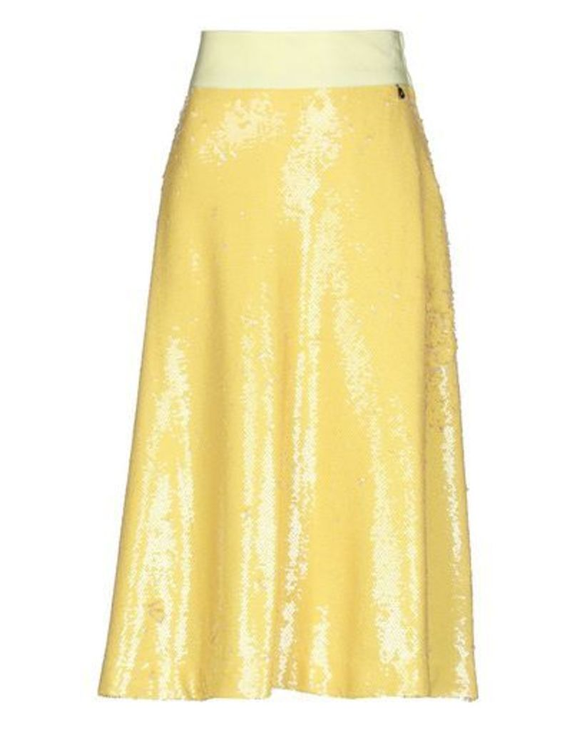 DIXIE SKIRTS 3/4 length skirts Women on YOOX.COM