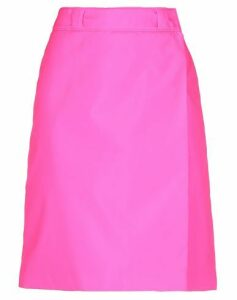 PRADA SKIRTS Knee length skirts Women on YOOX.COM