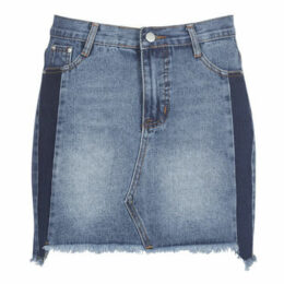 Molly Bracken  MOLLIOTEVE  women's Skirt in Blue