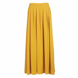Betty London  -  women's Skirt in Yellow