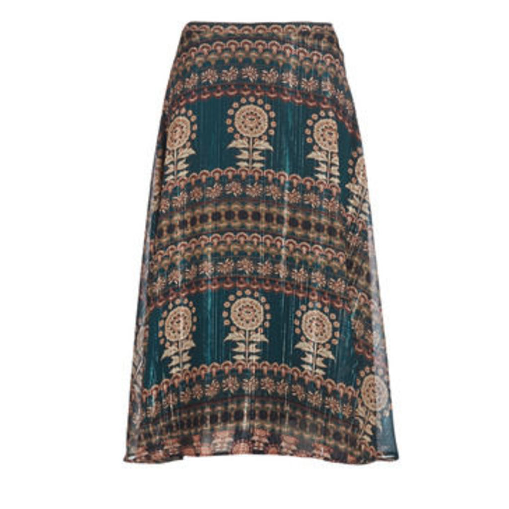 Casual Attitude  -  women's Skirt in Green