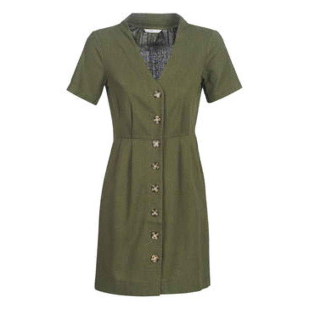 Only  ONLBIBS  women's Dress in Green