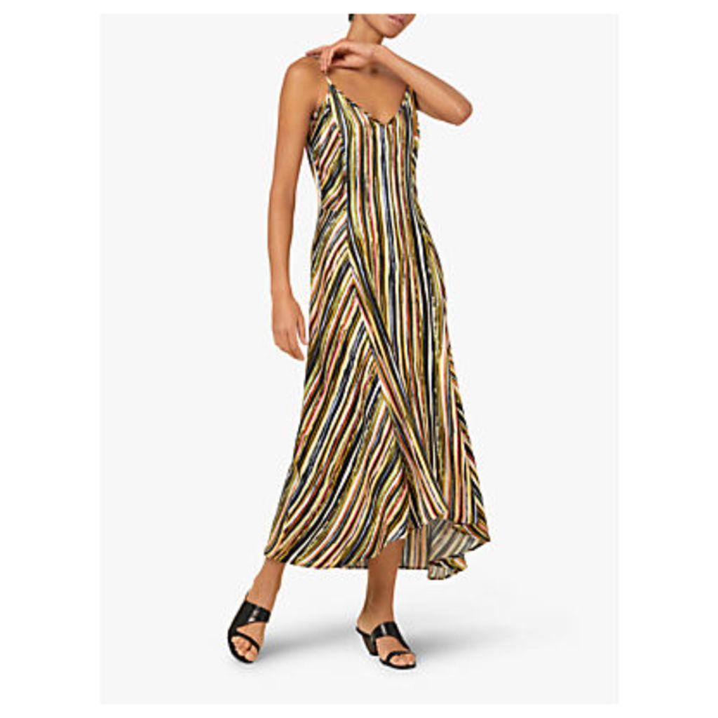 Finery Rae Stripe Dress, Multi