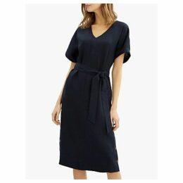 Jaeger Linen Button Dress